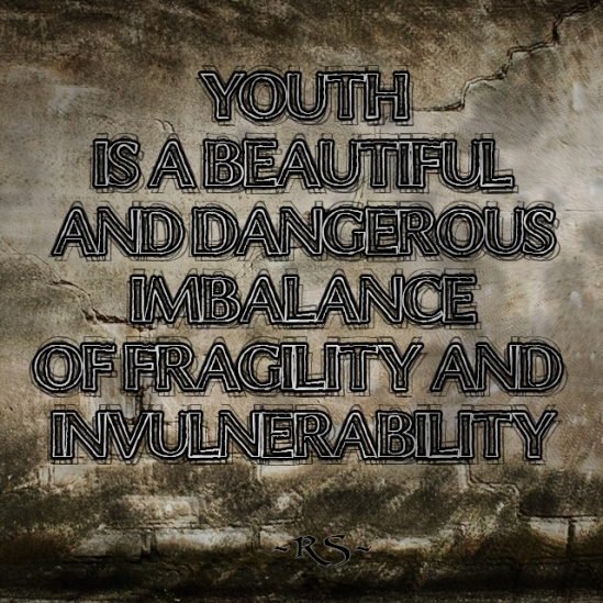The Impossibility of Youth
